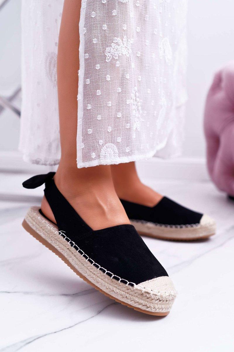Espadryle Damskie Srebrne Kontres | Tanie i modne buty